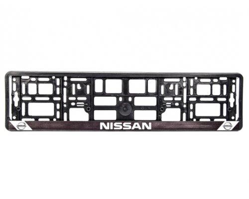"Рамка номерного знака ""Nissan"" 000042 WINSO (Польша)"