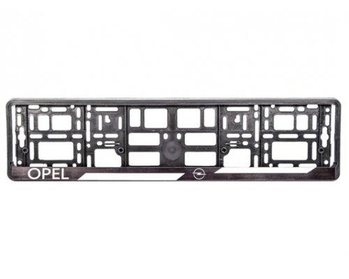 "Рамка номерного знака ""Opel"" 000161 WINSO (Польша)"