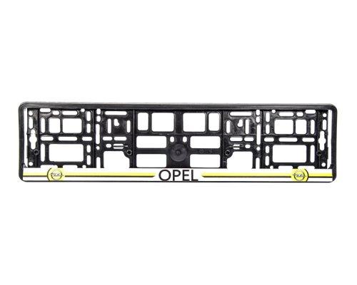 "Рамка номерного знака ""Opel"" 000162 WINSO (Польша)"