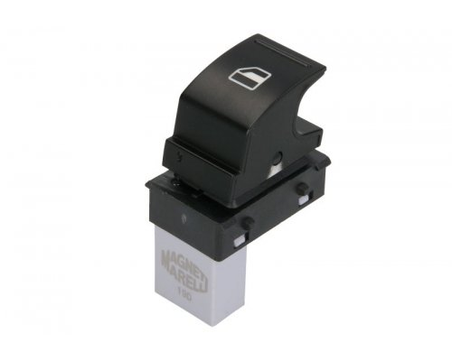 Кнопка стеклоподъемника правая (пассажирская) VW Caddy III 04- 000051040010 MAGNETI MARELLI (Италия)