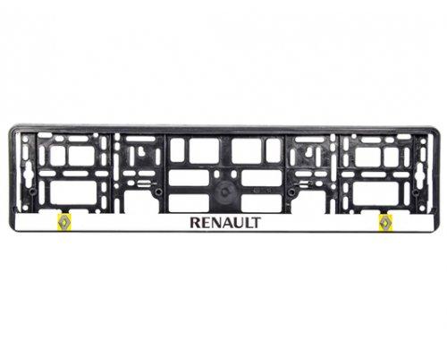 "Рамка номерного знака ""Renault"" 000182 WINSO (Польша)"