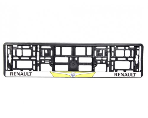 "Рамка номерного знака ""Renault"" 000183 WINSO (Польша)"