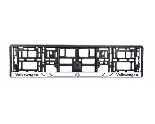 """Рамка номерного знака """"Volkswagen"""" 000201 WINSO (Польша)"""