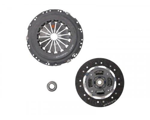 Комплект сцепления (корзина, диск, выжимной, d=240) Peugeot Partner II / Citroen Berlingo 1.6HDi II 2008- 001228200 MAPA (Турция)