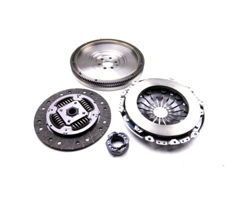 Демпфер / маховик (глухой) + комплект сцепления VW Caddy III 2.0TDI 81kW 2010- 001228620 MAPA (Турция)