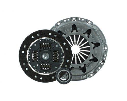 Комплект сцепления (корзина, диск, выжимной, d=230) Fiat Scudo II / Citroen Jumpy II / Peugeot Expert II 1.6HDi 2007- 001235400 MAPA (Турция)