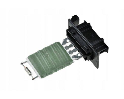 Реостат / резистор печки (4 контакта, начиная с № кузова: R365851) MB Sprinter 901-905 1995-2006 0018216760/MG MAXGEAR (Польша)