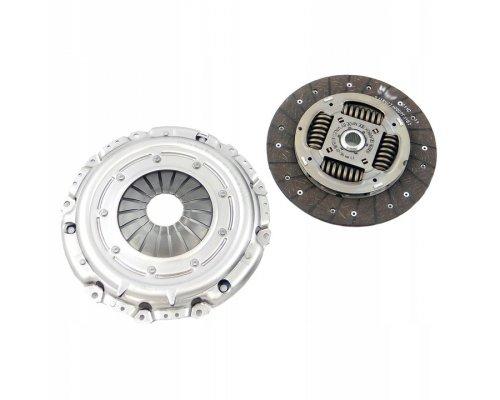 Комплект сцепления (корзина, диск) Renault Master II 1.9dTi, 2.5D / Opel Movano 1.9DTI, 2.5D 1998-2010 005240209 MAPA (Турция)