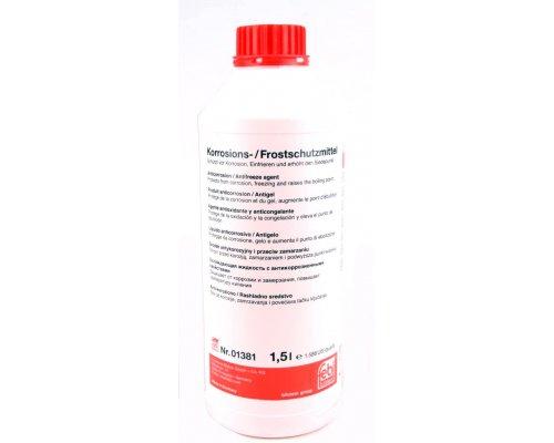 Антифриз концентрат G12 (красный, 1.5л) 01381 FEBI (Германия)