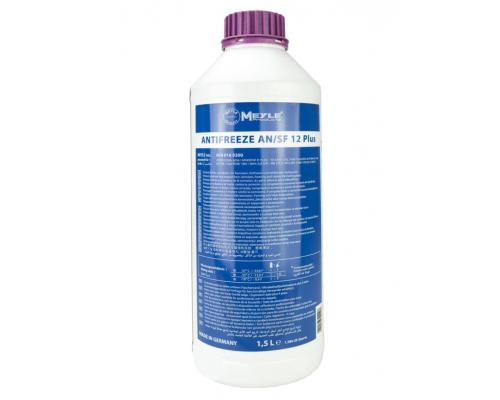 Антифриз концентрат G12+ (фиолетовый, 1.5л) 0140169200 MEYLE (Германия)
