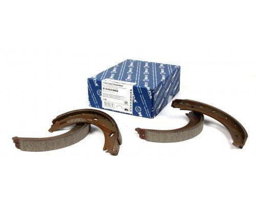 Колодки ручника (180x20) MB Vito 638 1996-2003 0140420602 MEYLE (Германия)