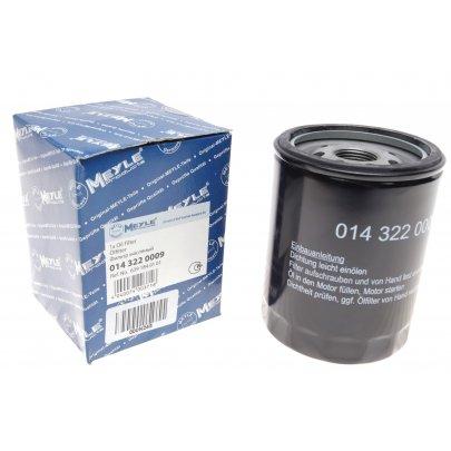 Фильтр масляный Peugeot Partner / Citroen Berlingo 1.8D / 1.9D / 2.0HDi 1996-2008 0143220009 MEYLE (Германия)