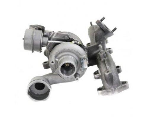 Турбина (двигатель AXB / AXC) VW Transporter T5 1.9TDI 63kW / 77kW 2003-2009 2530.17 AUTOTECHTEILE (Германия)