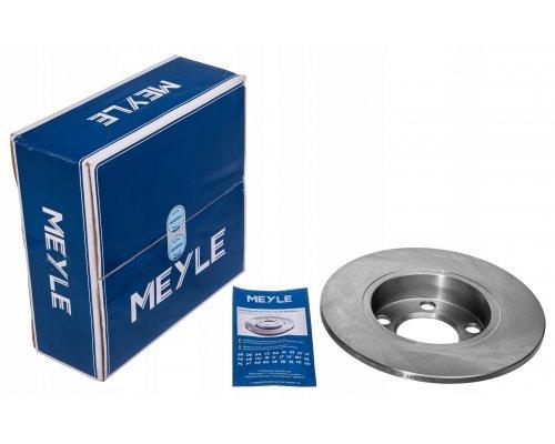 Тормозной диск задний (272х16мм) VW LT 28-35 1996-2006 0155232031 MEYLE (Германия)