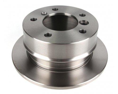 Тормозной диск задний (258х12мм) MB Sprinter 208-216 1995-2006 0155232035 MEYLE (Германия)