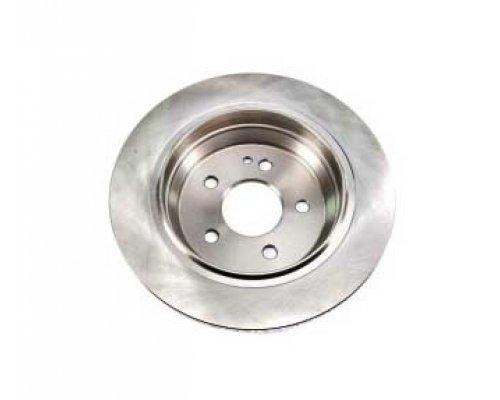 Тормозной диск задний (296х10мм) MB Vito 639 2003- 0155232060 MEYLE (Германия)