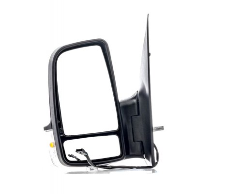 Зеркало левое электрическое (с подогревом) MB Sprinter 906 2006- 02-559 ZILBERMANN (Германия)