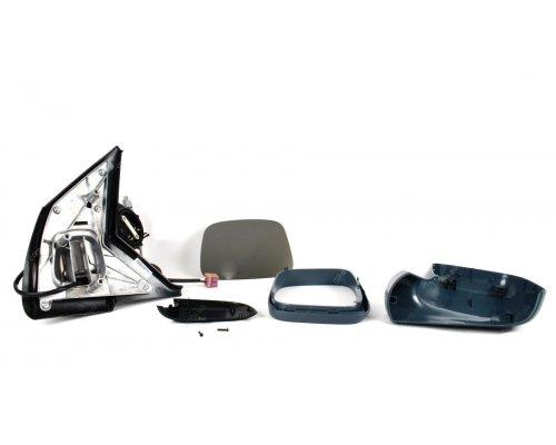 Зеркало правое (электрическое, с подогревом) VW Transporter T5 2009-2015 02-675 ZILBERMANN (Германия)