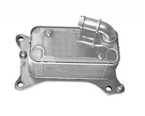 Радиатор масляный / теплообменник (двигатель OM651) MB Vito 639 2.2CDI 2010- 02.18.102 TRUCKTEC (Германия)
