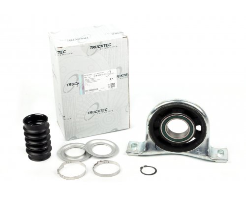 Подшипник подвесной карданного вала (пыльник + шайбы) VW Crafter 2006- 02.34.029 TRUCKTEC (Германия)