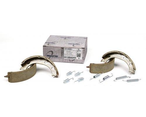 Колодки ручника (с пружинками) VW LT 28-35 1996-2006 02.35.051 TRUCKTEC (Германия)
