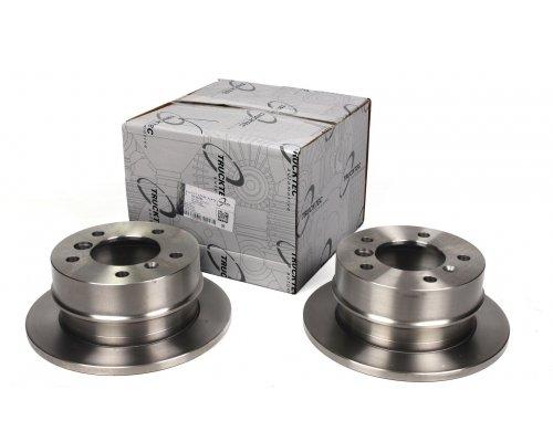 Тормозной диск задний (258х12мм) VW LT 28-35 1996-2006 02.35.053 TRUCKTEC (Германия)