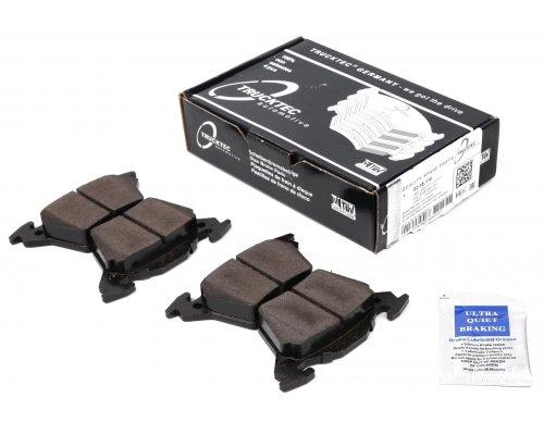 Тормозные колодки задние без датчика (система BOSCH) MB Vito 638 1996-2003 02.35.118 TRUCKTEC (Германия)