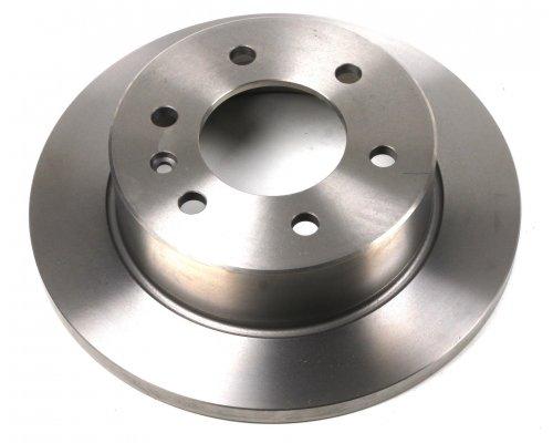 Тормозной диск задний (298х16мм) VW Crafter 30-50 2006- 02.35.193 TRUCKTEC (Германия)