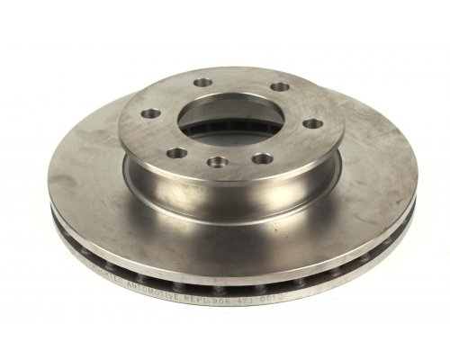 Тормозной диск передний (299.6х28мм) MB Sprinter 906 2006- 02.35.194 TRUCKTEC (Германия)