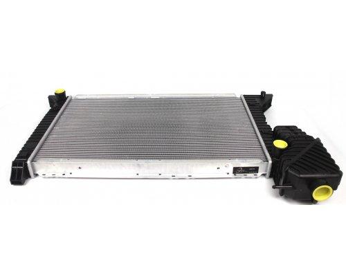 Радиатор охлаждения (с кондиционером) MB Sprinter 2.3D / 2.9TDI 1995-2006 02.40.171 TRUCKTEC (Германия)