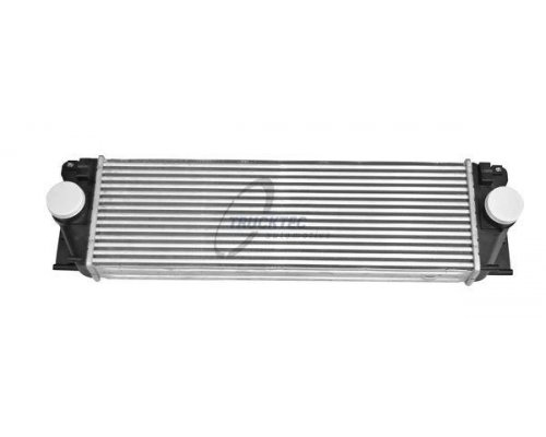 Радиатор интеркулера (двигатель: OM651) MB Sprinter 906 2.2CDI 2009- 02.40.258 TRUCKTEC (Германия)