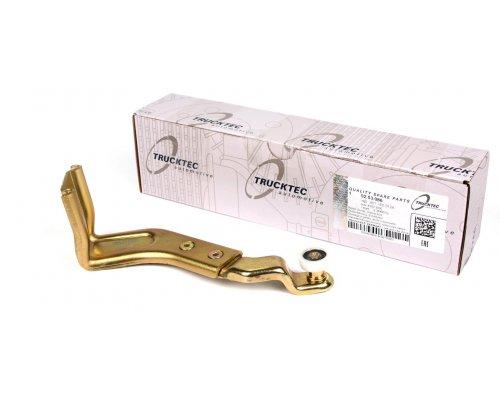 Ролик правой боковой двери нижний (с кронштейном) MB Sprinter 901-905 02.53.086 TRUCKTEC (Германия)