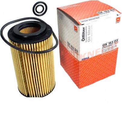Масляный фильтр MB Vito 638 2.2CDI 1996-2003 OX153D3 KNECHT (Германия)