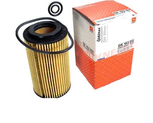 Масляный фильтр MB Vito 639 2.2CDI (двигатель OM646) 2003- OX153D3 KNECHT (Германия)