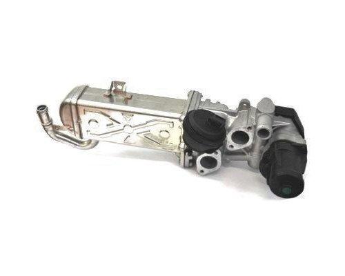 Клапан EGR рециркуляции отработанных газов (с радиатором) VW Caddy III 1.6TDI / 2.0TDI 2010-2015 710861D WAHLER (Германия)