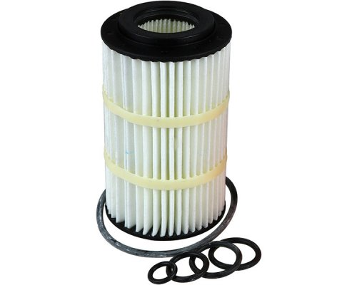 Масляный фильтр (115х64х31мм) MB Vito 639 3.2 / 3.5 / 3.7 (бензин) 2006- OX345/7D KNECHT (Германия)