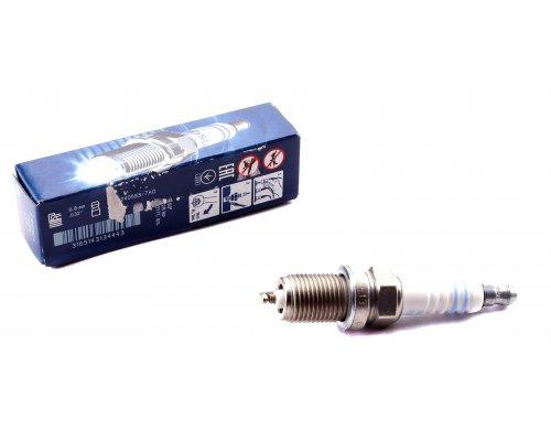 Свеча зажигания (с газовой установкой) Renault Kangoo II 1.6 (бензин) 64kW / 78kW 08- 0242240593 BOSCH (Германия)