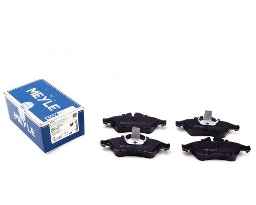 Тормозные колодки передние VW LT 28-35 1996-2006 0252157620 MEYLE (Германия)
