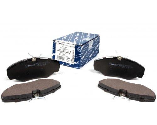 Тормозные колодки передние Renault Trafic II / Opel Vivaro A 2001-2014 0252309918 MEYLE (Германия)