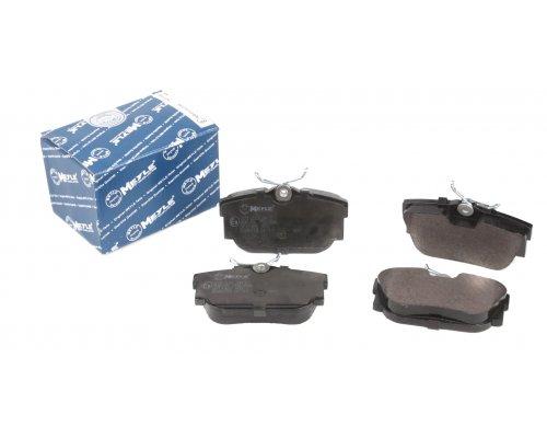 Тормозные колодки задние (без датчика) VW Transporter T4 90-03 0252322417 MEYLE  (Германия)