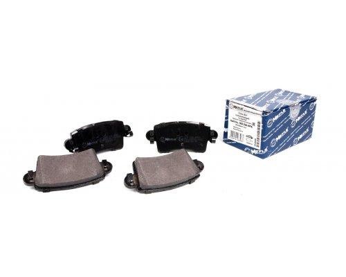 Тормозные колодки задние Renault Master II / Opel Movano 1998-2010 0252366916 MEYLE (Германия)