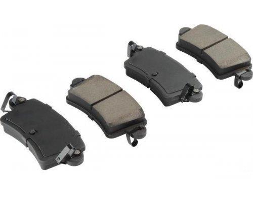 Тормозные колодки задние (усиленные) Renault Master II / Opel Movano 1998-2010 0252366916/PD MEYLE (Германия)