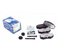 Тормозные колодки задние Fiat Ducato / Citroen Jumper / Peugeot Boxer 2002-2006 0252392120/PD MEYLE (Германия)