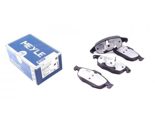 Тормозные колодки передние Peugeot Partner II / Citroen Berlingo II 2008- 0252453818/PD MEYLE (Германия)