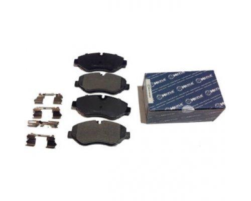 Тормозные колодки передние без датчика MB Sprinter 906 2006- 0252919220 MEYLE (Германия)