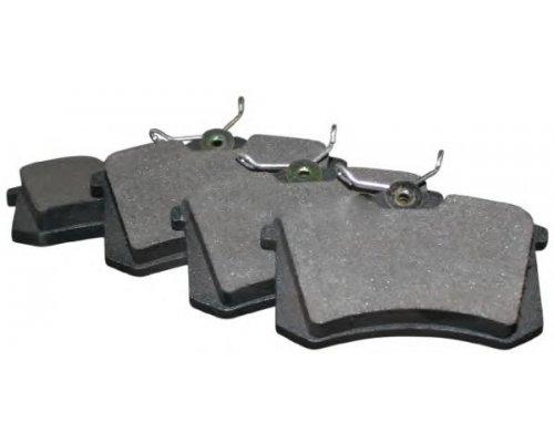 Тормозные колодки задние (LUCAS) Fiat Scudo / Citroen Jumpy / Peugeot Expert 1995-2006 0263.10 Remsa (Испания)