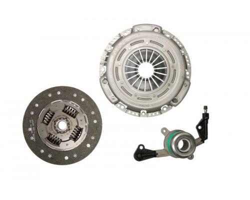 Комплект сцепления (корзина + диск + выжимной подшипник) MB Vito 639 2.2CDI (85/100/110kW, двигатель OM646) 2003- 3000990353 SACHS (Германия)