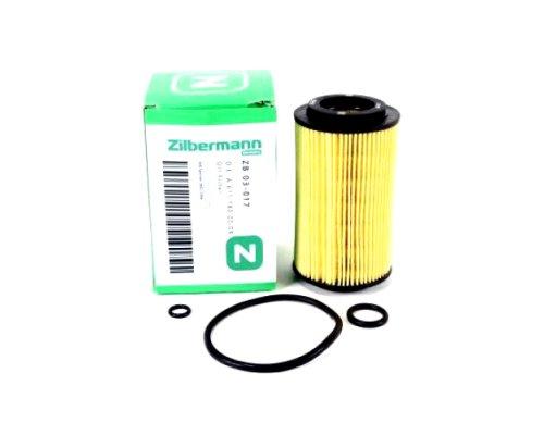 Масляный фильтр (двигатель: OM646) MB Sprinter 906 2.2CDI 2006- 03-017 ZILBERMANN (Германия)