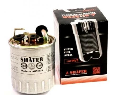 Топливный фильтр (без датчика) MB Sprinter 2.2CDI / 2.7CDI 1995-2006 FM100/2 SHÄFER (Австрия)