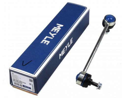Тяга стабилизатора переднего правая (усиленная) MB Vito 638 1996-2003 0360600001/HD MEYLE (Германия)